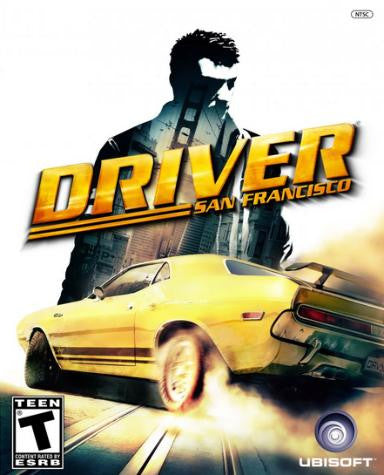 Driver San Francisco | PC Game | Uplay Key - www.15digits.co.uk