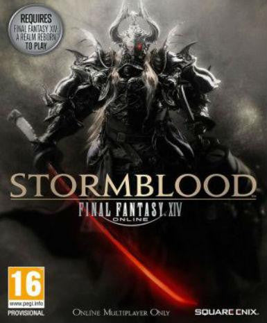 Final Fantasy XIV: Stormblood | PC Game | Steam Key - www.15digits.co.uk