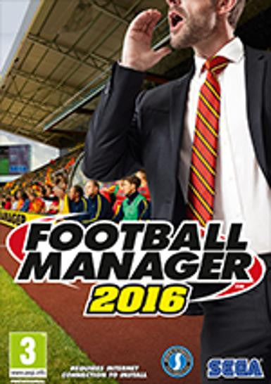 Football Manager 2016 | PC Game | Steam Key - www.15digits.co.uk