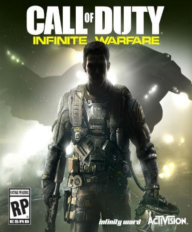 Call of Duty Infinite Warfare | Pre-Order  | Steam Key | Packshot