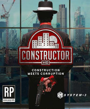 Constructor HD | PC Game | Steam Key - www.15digits.co.uk
