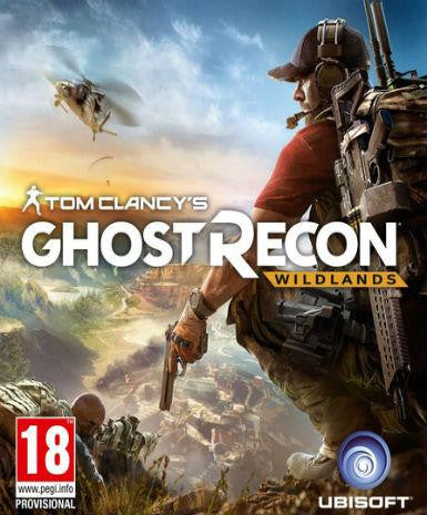 Tom Clancy's Ghost Recon: Wildlands | PC Game | Uplay Key - www.15digits.co.uk