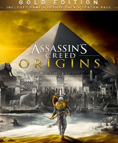 Assassin's Creed Origins (Gold Edition) | PC Game | Uplay Key