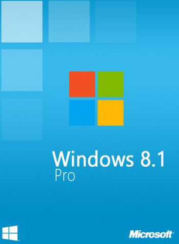 Windows 8.1 Professional | Operating System | Activation Key