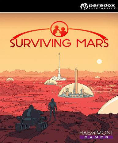 Pre-order Surviving Mars | PC Game | Steam Key - www.15digits.co.uk
