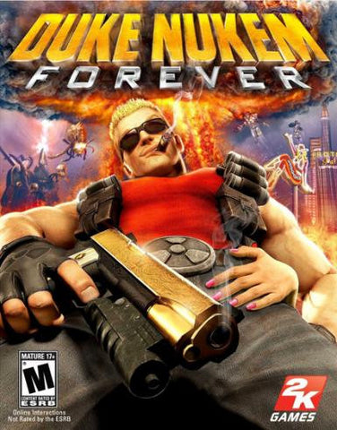 Duke Nukem Forever | PC Game | Steam Key - www.15digits.co.uk