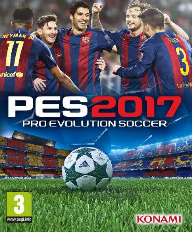 Pro Evolution Soccer 2017 | PC Game | Steam Key