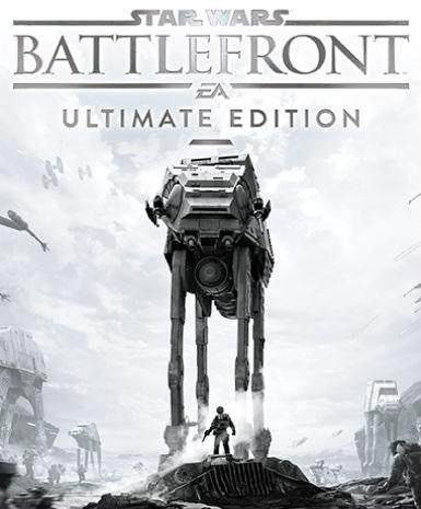 Star Wars Battlefront Ultimate Ed | Origin Key | - www.15digits.co.uk