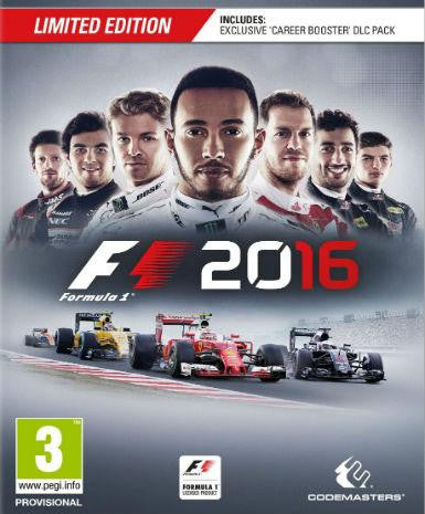 F1 2016 Ltd Ed | PC Game | Steam Key