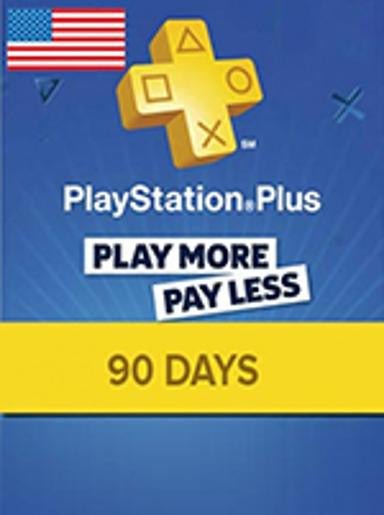 PlayStation Network | Subscriptions | 90 Days | USA