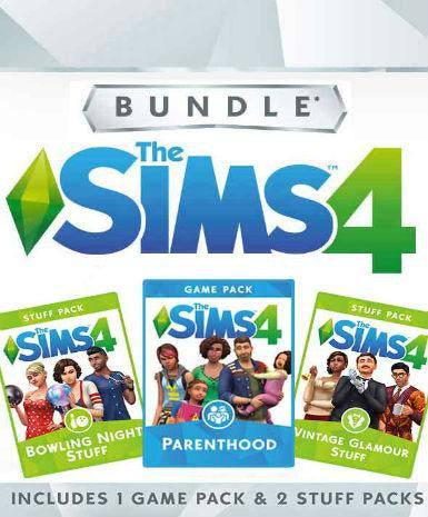 The Sims 4 - Bundle Pack 5 | PC Game | Origin Key - www.15digits.co.uk