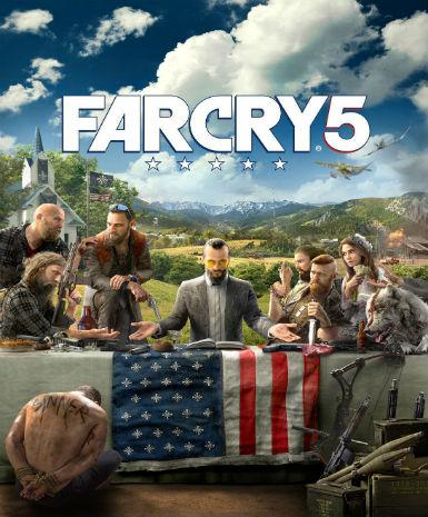 Pre-Order Far Cry 5 PC Game Uplay Key