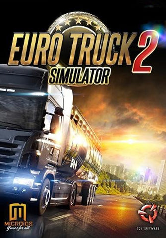 Euro Truck Simulator 2 | PC Games | Steam Key