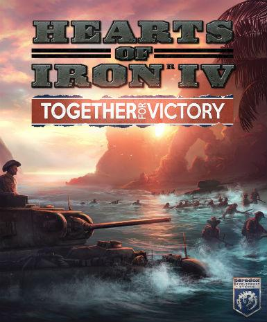 Hearts of Iron IV: Together for Victory | PC Game | Steam Key