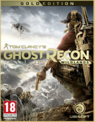 Tom Clancy's Ghost Recon: Wildlands (Gold Edition) | PC Game | Uplay Key - www.15digits.co.uk