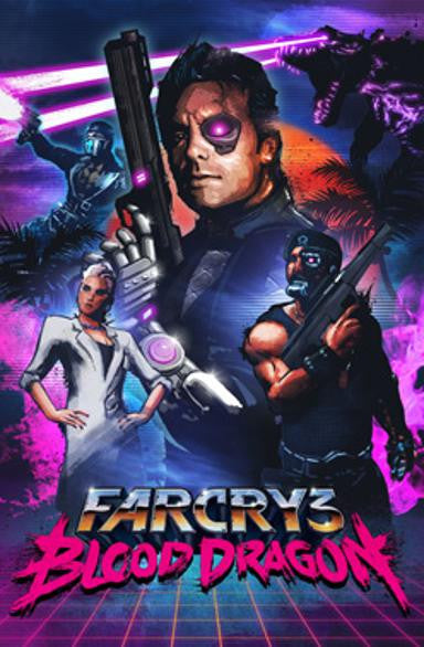 Far Cry 3 Blood Dragon | PC Game | Steam Key