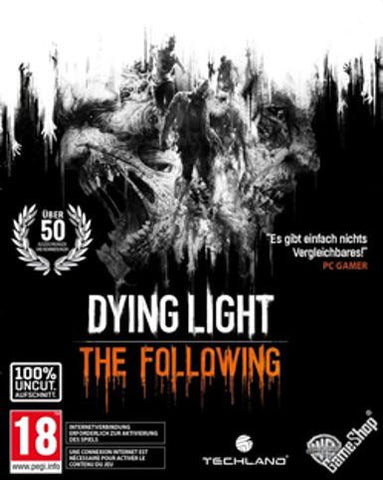 Dying Light The Following Enhanced Edition | PC Game | Steam