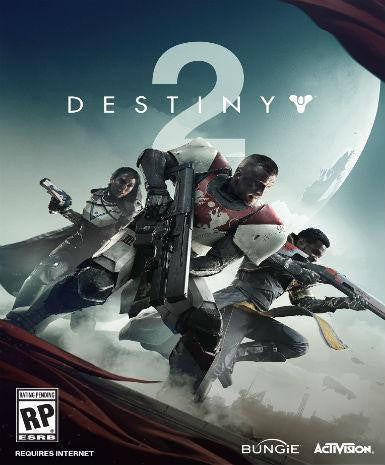 Destiny 2 PC & Steam Game Key