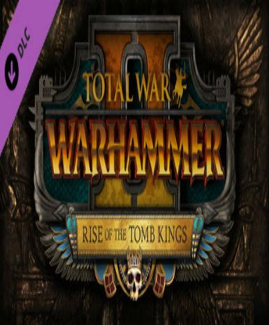 Total War: Warhammer II Rise of the Tomb Kings | PC DLC | Steam Key