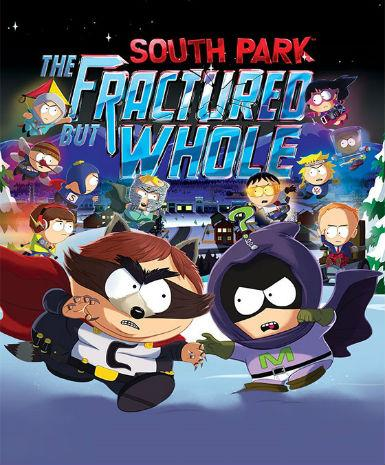 South Park The Fractured But Whole | Pre-Order | PC Game | Uplay Key