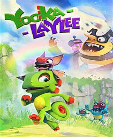 Yooka-Laylee | PC Game | Steam Key