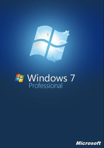Windows 7 Professional | Operating System | Activation Key