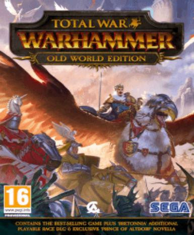 Total War: Warhammer (Old World Edition) - www.15digits.co.uk