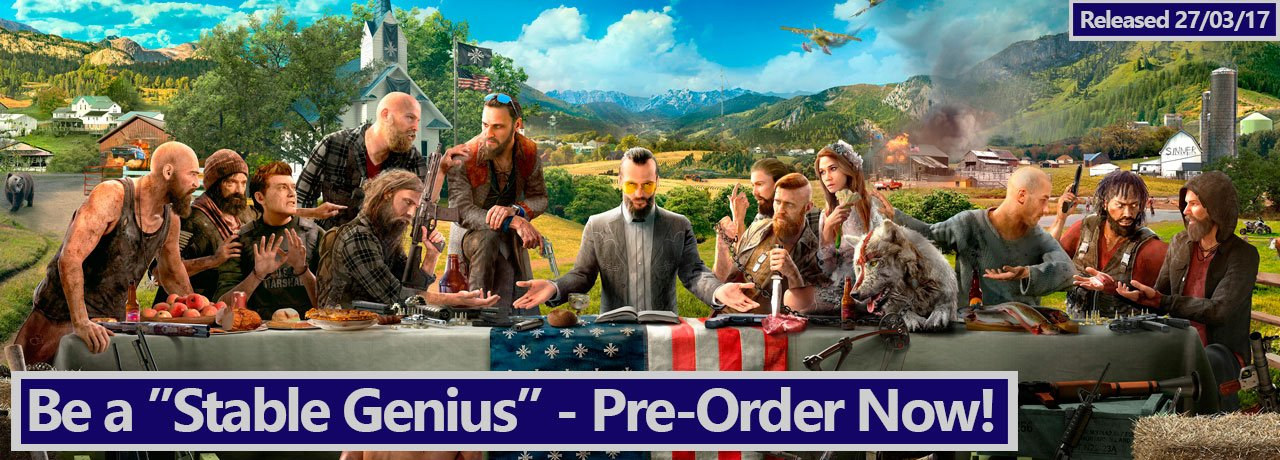 pre-order far cry 5 pc download uplay key
