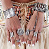 Cocktail Ring - DHUAHU LLC - 3