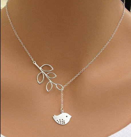 Silver Plated Infinity Fish Pendants Necklaces - DHUAHU LLC - 7