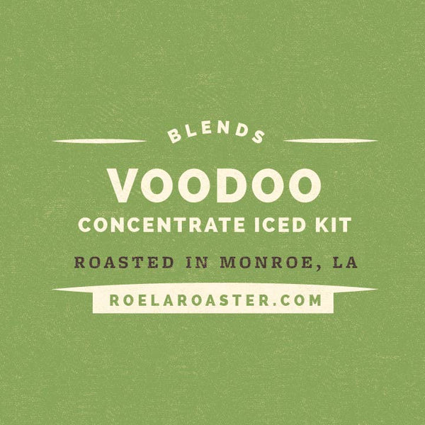 VooDoo Cold Brew Kit