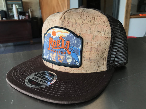 Patch Hat - Cork