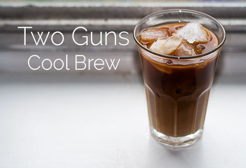 Two Guns Cold Brew (32 ounce)