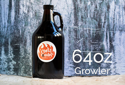 Voodoo Cold Brew Growler (64 ounce)