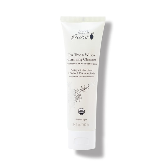 Tea Tree & Willow Clarifying Cleanser (4974138359879)