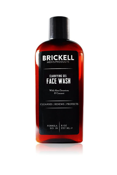 Clarifying Gel Face Wash for Men | for Oily Skin (4705130905671)