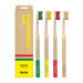 Multi Pack Adult Bamboo Toothbrushes | Soft Bristles (1746924339271)