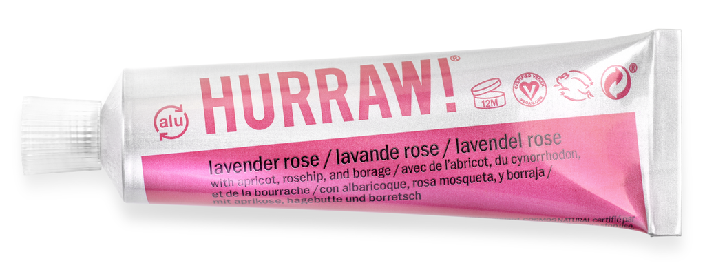 Hurraw! Balm Too | Lavender + Rose