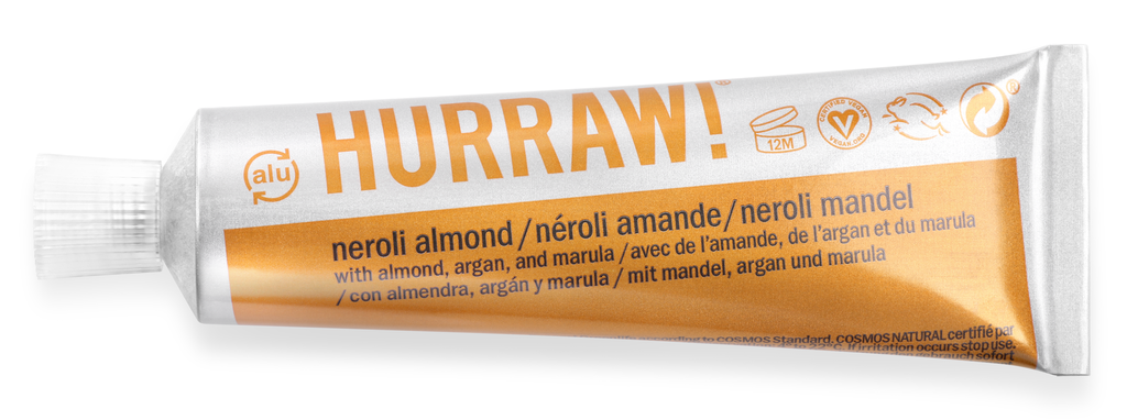 Hurraw! Balm Too | Neroli + Almond
