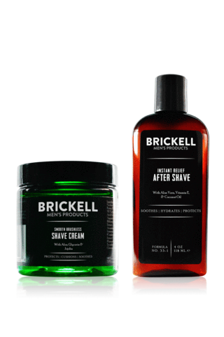 Men's Smooth Brushless Shave Routine (4415560876103)