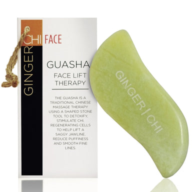 Jade GuaSha Tool | For A Natural Face Lift (371381600288)