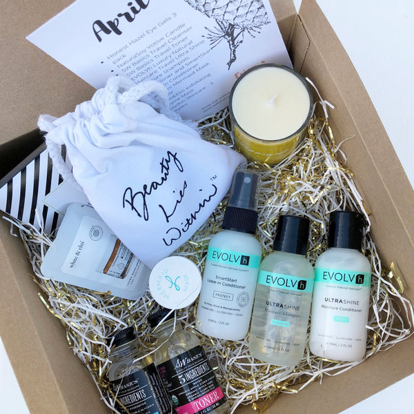 Green Beauty Quarterly Subscription Box