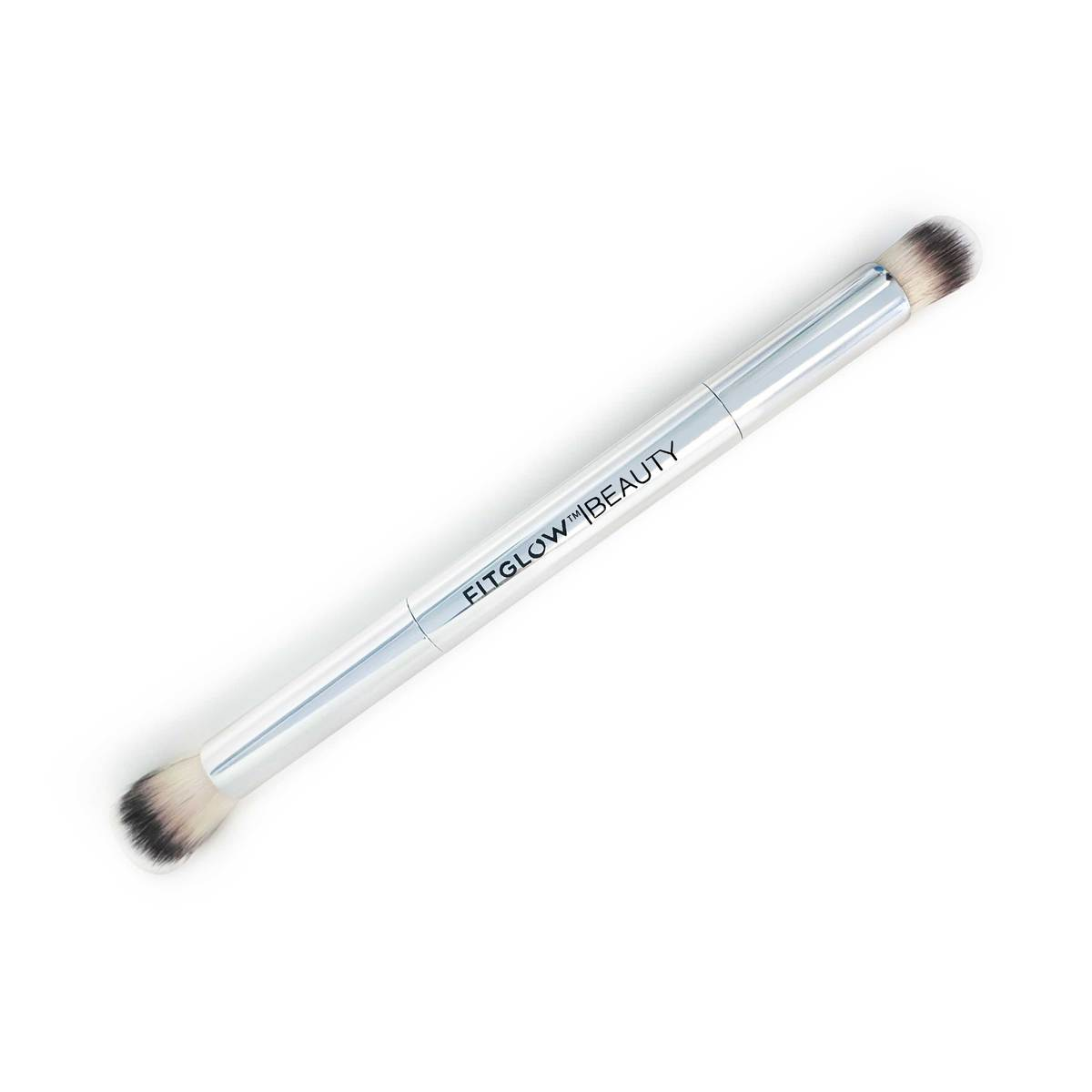 Vegan Teddy Double Illuminate + Shape Brush (4927272616007)