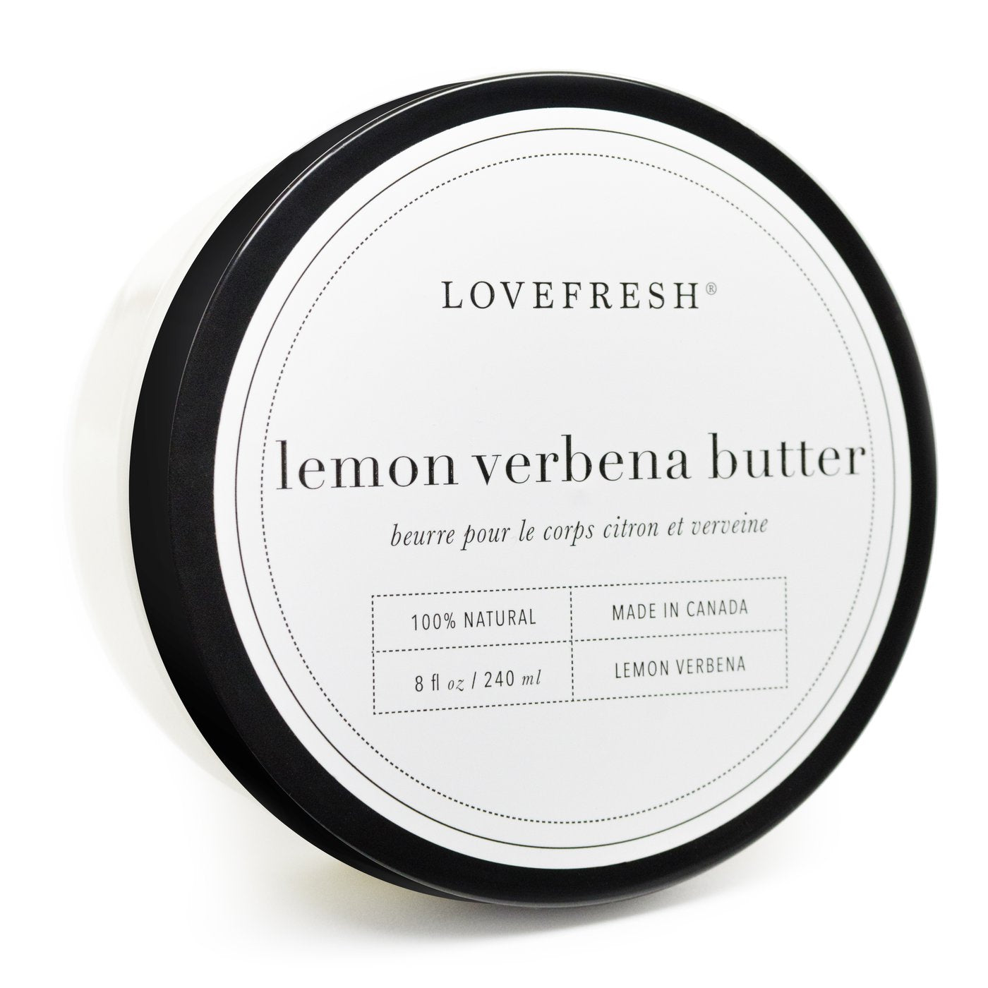 Lemon Verbena Body Butter
