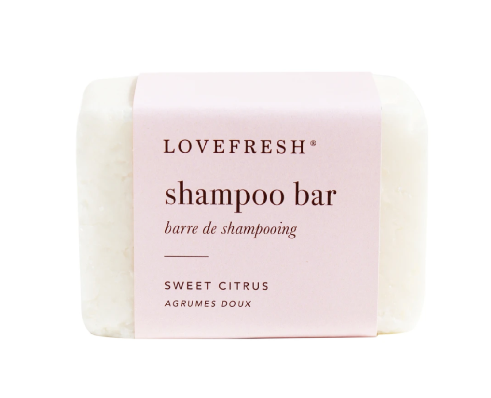 Shampoo Bar | Sweet Citrus