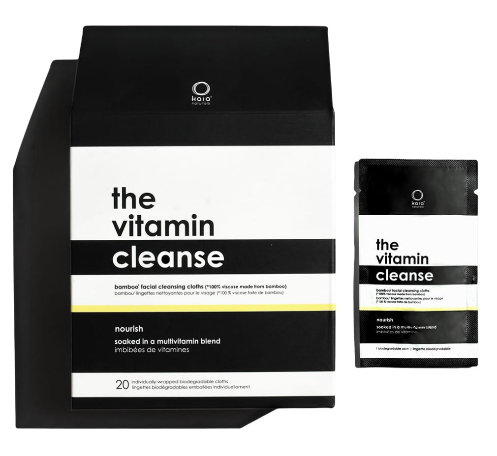 The Vitamin Cleanse | 20 Individually Wrapped