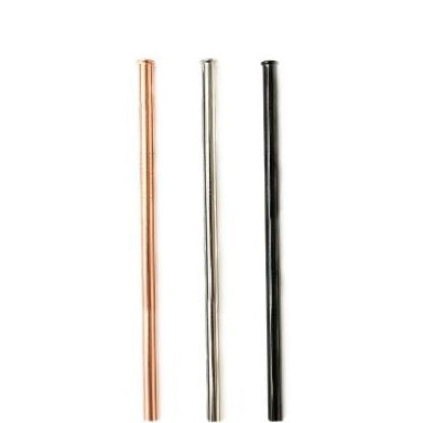 Stainless Steel Single Straw (1732548722759)
