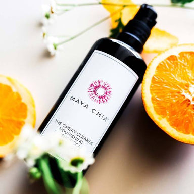 The Great Cleanse - Nourishing Cleansing Oil (4881227219015)