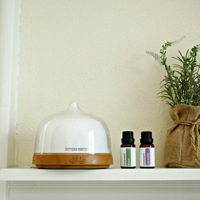 Essential Oil Diffuser | 200ml