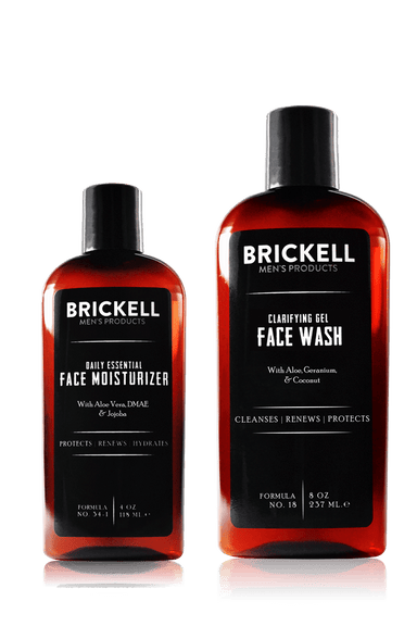 Men's Daily Essential Face Care Routine I (4879376384071)